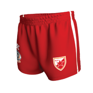 League on Field Home Shorts